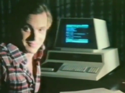 Starring the Computer - Commodore PET 2001