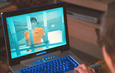 Starring The Computer Alienware Area 51 15mx In Hot Tub