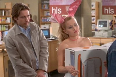 Legally Blonde Movie Emmett Starring the Computer ...
