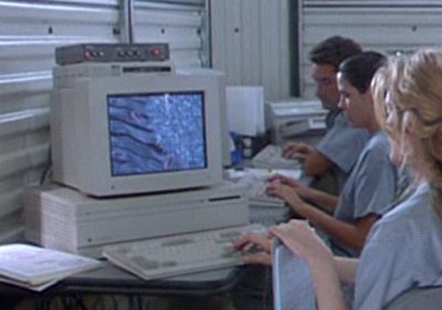 Starring the Computer - Apple Macintosh II/IIx