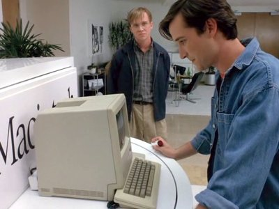 starring the computer pirates of silicon valley apple macintosh