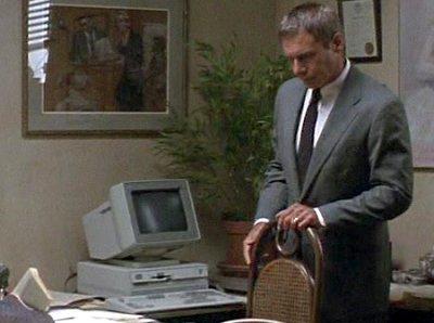 IBM PS/2 Model 50/70  Presumed Innocent 1990